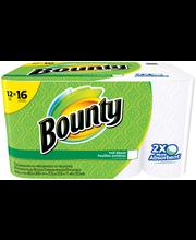 Bounty Full Sheet Paper Towels 12 ct Pack