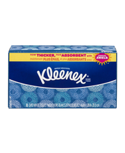 Kleenex® Everyday Facial Tissues 85 ct Box