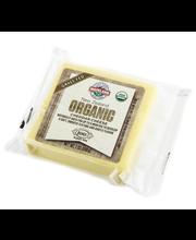 Cheese, Organic, New Zealand Cheddar