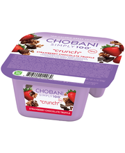 "Chobani® Simply 100®""Crunch"" Strawberry Chocolate Truffle Non..."