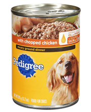 Pedigree® Meaty Ground Dinner with Chopped Chicken Wet Dog Fo...
