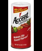 Accent  Flavor Enhancer 4.5 Oz Shaker