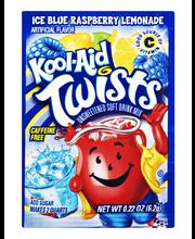Kool-Aid Blue Raspberry Lemonade Unsweetened Drink Mix 0.22 o...