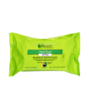 Garnier® SkinActive™ Clean+ Refreshing Remover Cleansing Towe...