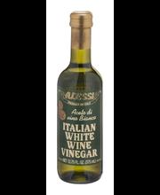 Alessi Italian White Wine Vinegar