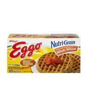 Kellogg's® Eggo® Nutri-Grain® Whole Wheat Waffles 10 ct Box