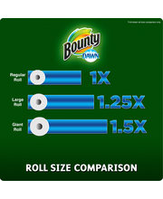 Bounty With Dawn Original Scent Multi Purpose Cleaning Towels...