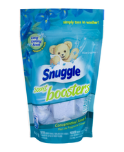 Snuggle Scent Boosters Concentrated Scent Pacs Blue Iris Blis...