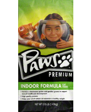 PAWS HAPPY LIFE DRY INDOOR FORM
