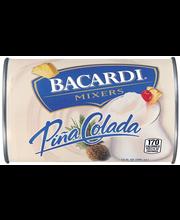 Bacardi® Frozen Mixers Pina Colada 10 fl. oz. Can