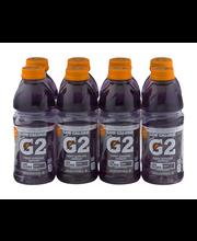 G2 Gatorade Thirst Quencher Low Calorie Grape 8-20 fl. oz. Pack