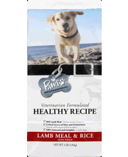 PAWS PRO HEALTHY DRY LAMB ML/RC