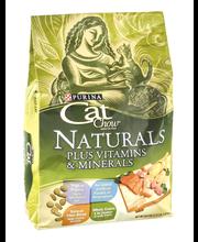 Purina Cat Chow Naturals Original Plus Vitamins & Minerals Ca...