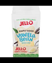 Jell-O® Simply Good Vanilla Bean Instant Pudding Mix 3.4 oz. ...