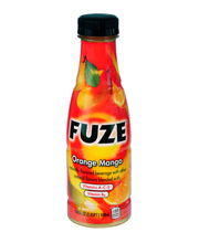 Fuze Orange Mango Flavored Beverage