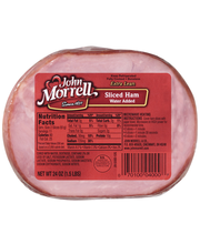 John Morrell Boneless Pre-Sliced Ham 24 Oz Pack