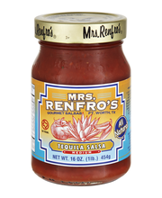 Mrs. Renfro's Medium Tequila Salsa