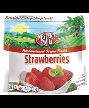 Wf Strawberries Whl Iqf