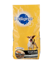 Pedigree® Small Dog Complete Nutrition Roasted Chicken, Rice ...