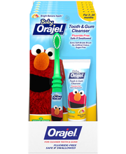Baby Orajel™ Sesame Street® Bright Banana Apple™ 1 oz. Tooth ...