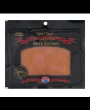 Vita Classic Premium Sliced Smoked Atlantic Nova Salmon
