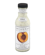 Briannas Home Style Rich Poppy Seed Dressing