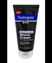 Neutrogena® Men Sensitive Skin Shave Cream 5.1 oz