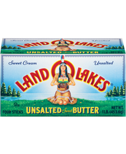 Land O Lakes® Unsalted Butter Sticks 1 lb. Box