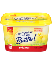 I Can't Believe It's Not Butter!® Original Spread 15 oz. Tub