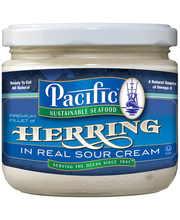 Pacific Sustainable Seafood™ Premium Fillet of Herring in Rea...