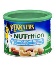 Planters NUT-rition Wholesome Nut Mix 9.75 oz. Canister