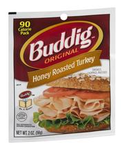 Buddig™ Original Honey Roasted Turkey 2 oz. Package