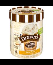 DREYER'S/EDY'S Slow Churned Butter Pecan Light Ice Cream 1.5 ...