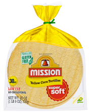 Mission® Yellow Corn Tortillas 25 oz. Bag