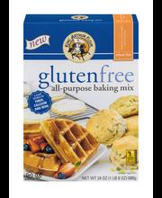 King Arthur Flour® Gluten Free All-Purpose Baking Mix 24 oz. Box