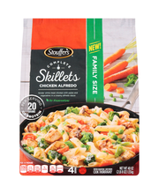 STOUFFER'S Family Size Complete Skillets Chicken Alfredo 40 o...