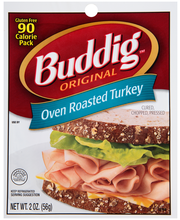 Buddig™ Original Oven Roasted Turkey 2 oz. Pack