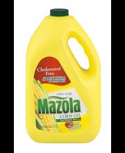 Mazola 100% Pure Corn Oil 128 Oz Jug