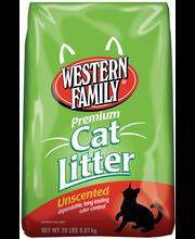 Wf Cat Litter