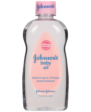 Johnson's® Baby Oil 14 fl. oz. Bottle