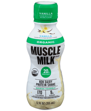 Muscle Milk® Organic Vanilla Creme Non Dairy Protein Shake 12...