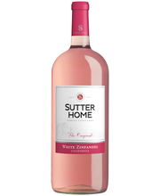 Sutter Home® California White Zinfandel 1.5 L Bottle