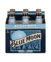 Blue Moon® Belgian White Ale 6-12 fl. oz. Bottles
