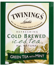 Twinings of London® Refreshing Cold Brewed Iced Green Tea wit...