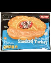 Wf Turkey Smoked Thin Sliced