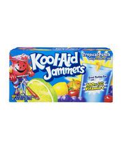 Kool-Aid Jammers Tropical Punch Flavored Drink 10-6 fl. oz. P...