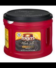 Folgers Ground Coffee Black Silk