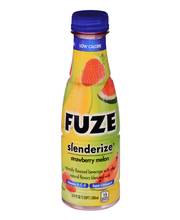 Fuze Slenderize Strawberry Melon Flavored Beverage