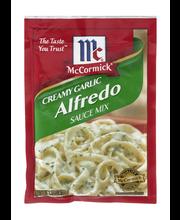 McCormick® Creamy Garlic Alfredo Sauce Mix 1.25 oz. Packet