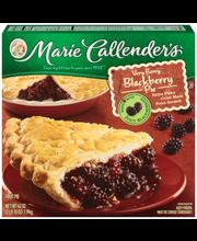 Marie Callender's® Very Berry Blackberry Pie 42 oz. Box